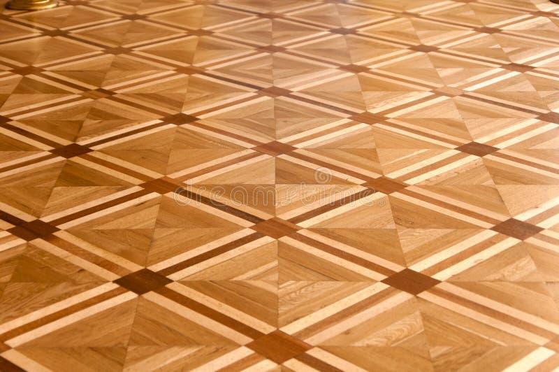 项目地板木条地板背景 免版税库存图片