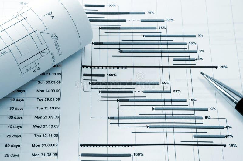 项目管理 免版税库存图片