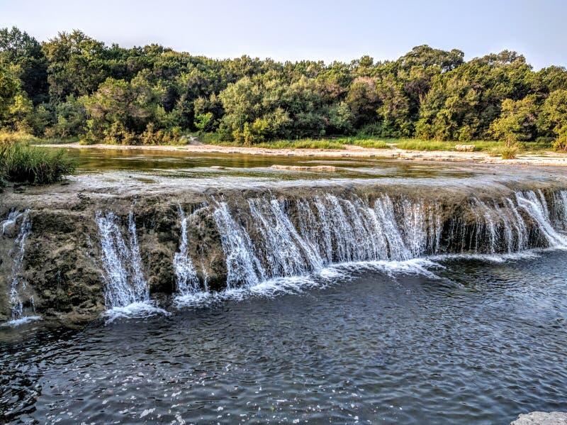 巴顿小河在奥斯汀得克萨斯 免版税库存图片