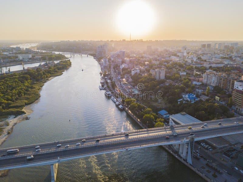 顿河畔罗斯托夫 俄罗斯联邦 免版税库存照片