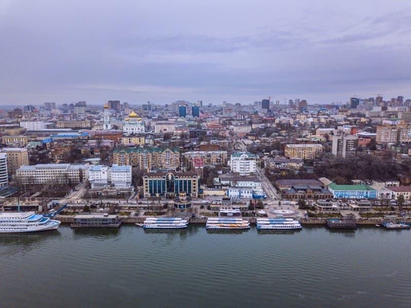 顿河畔罗斯托夫 俄罗斯联邦 图库摄影