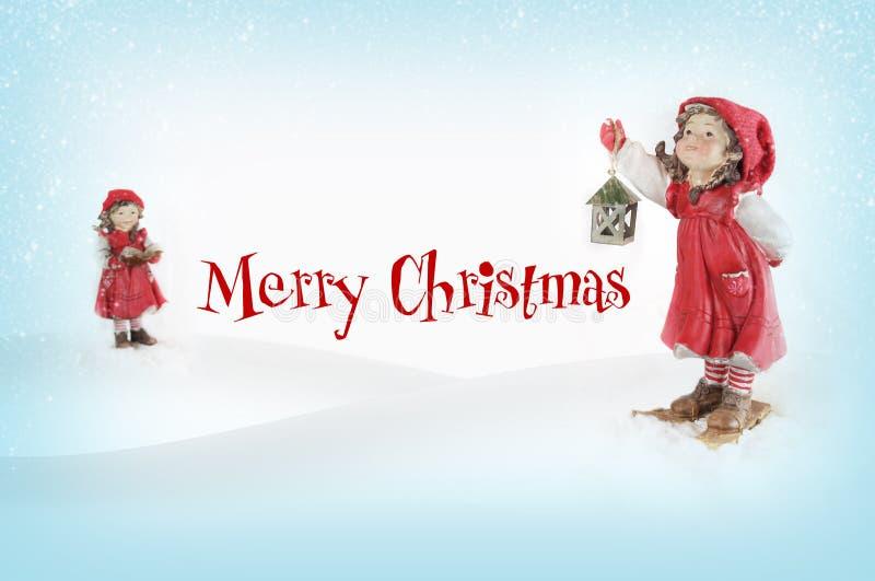 颂歌圣诞节 库存照片