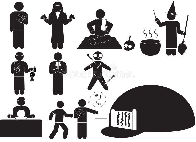 Download 预测 向量例证. 插画 包括有 伏都教, 字符, 先知, 例证, 镇痛药, 艺术, 观看者, 人员, 人们 - 59109096