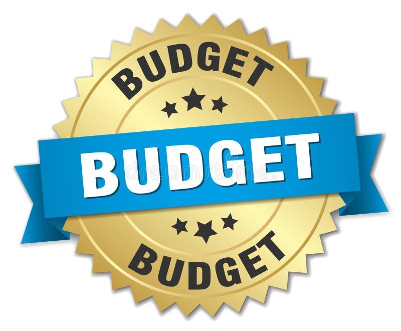 预算值 向量例证
