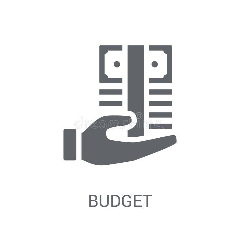 预算象  向量例证