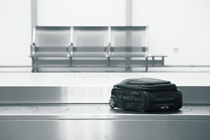 领取行李 库存图片