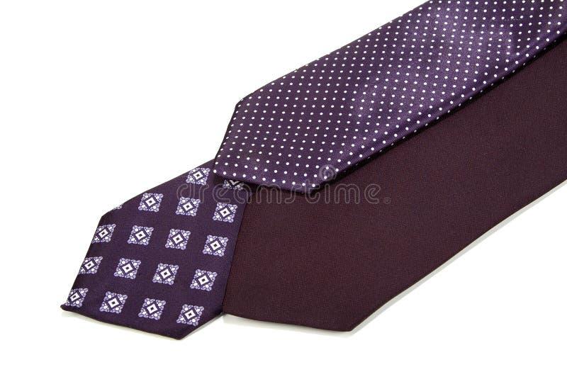 领带 图库摄影