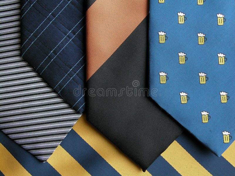 领带 免版税库存图片