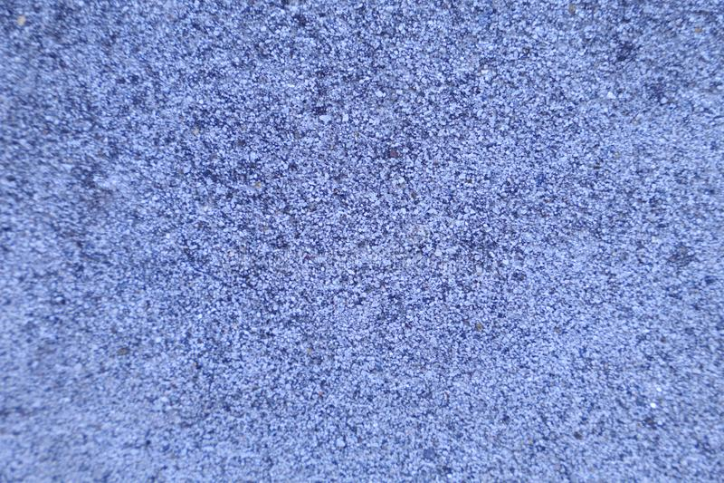 颗粒状沙子纹理 库存照片
