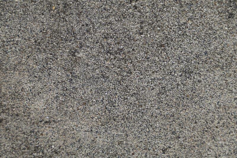 颗粒状沙子纹理 图库摄影