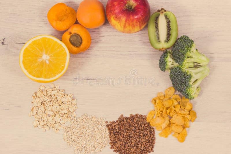 题字B3和包含维生素的滋补产品和矿物、健康生活方式和营养概念 抽象背景同类的照片结构葡萄酒 免版税库存照片