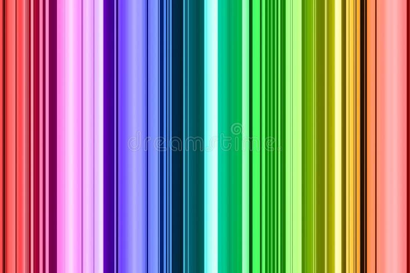 颜色幻想 库存照片