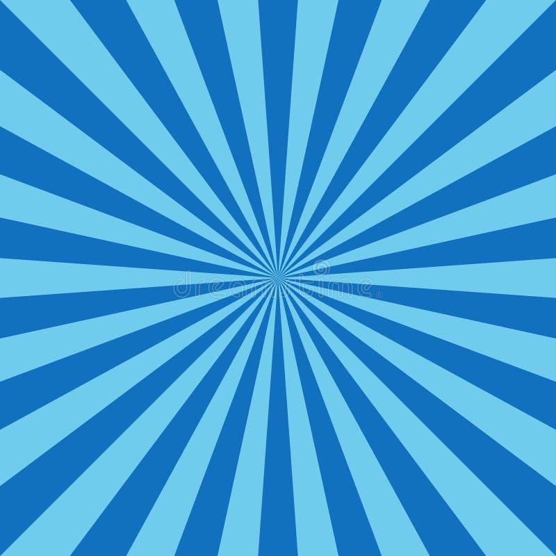 颜色抽象光芒星爆炸背景样式设计 r 向量例证