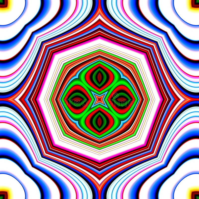 颜色模式瓦片模式背景30 皇族释放例证