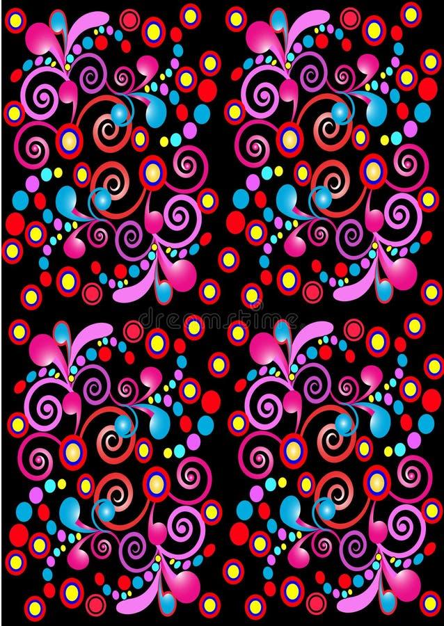 颜色模式 图库摄影
