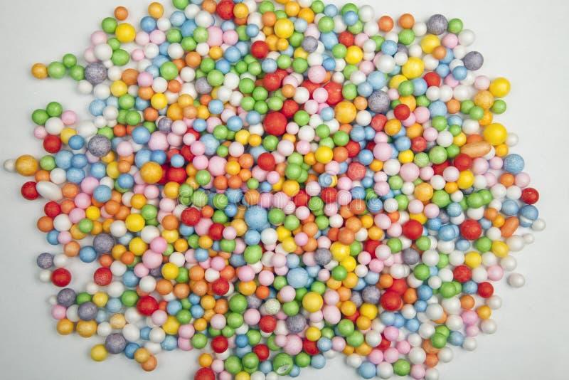 颜色球 图库摄影