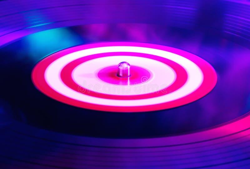 颜色设计光盘要素技术 免版税库存图片