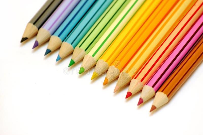 Download 颜色铅笔 库存照片. 图片 包括有 设计员, 上色, 颜色, 办公室, 教育, 棚车, 标记, 技艺家, 线路 - 192392