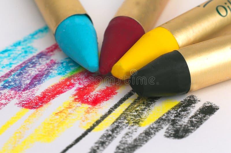 Download 颜色 库存图片. 图片 包括有 艺术性, 蓝色, 技艺家, 油漆, 蜡笔, 艺术, 褐紫红色, 纸张, 绘画, 红色 - 63993
