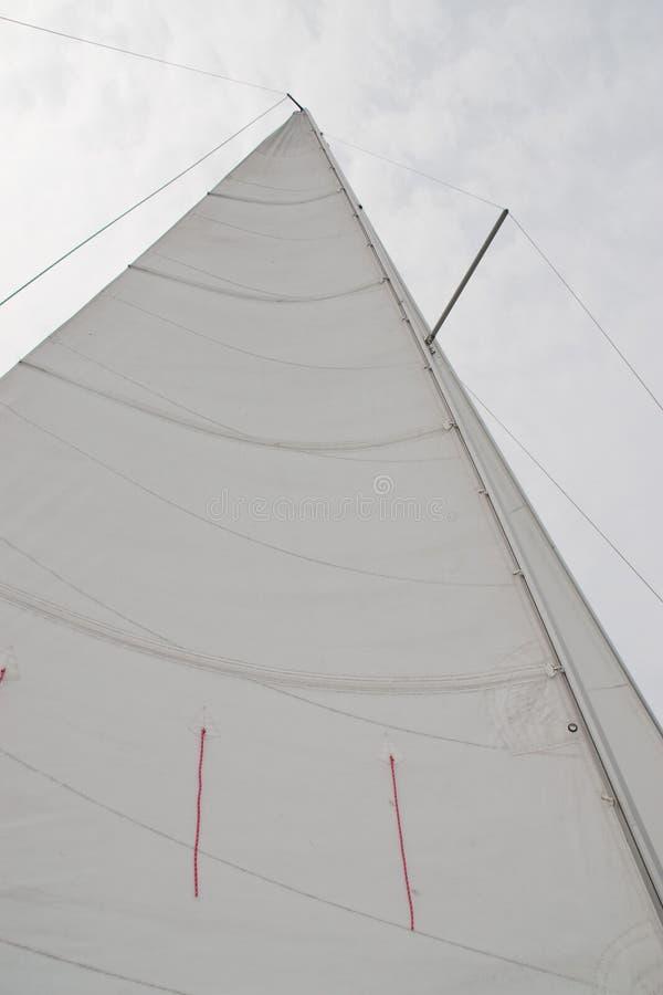 风帆 库存照片