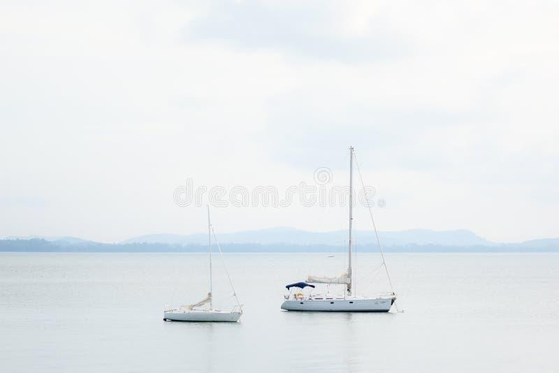 风平浪静 免版税图库摄影