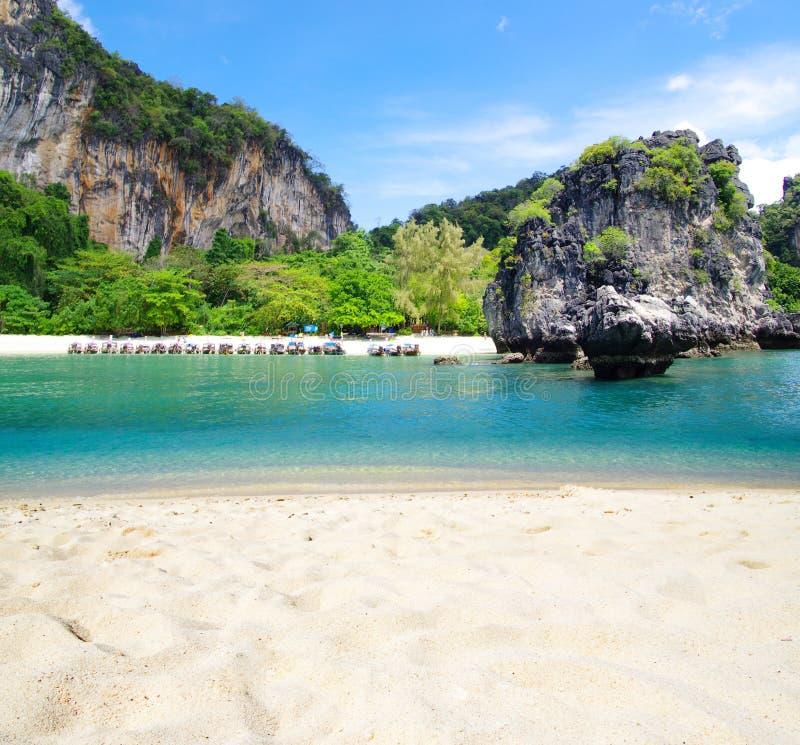 风景在泰国 免版税库存照片