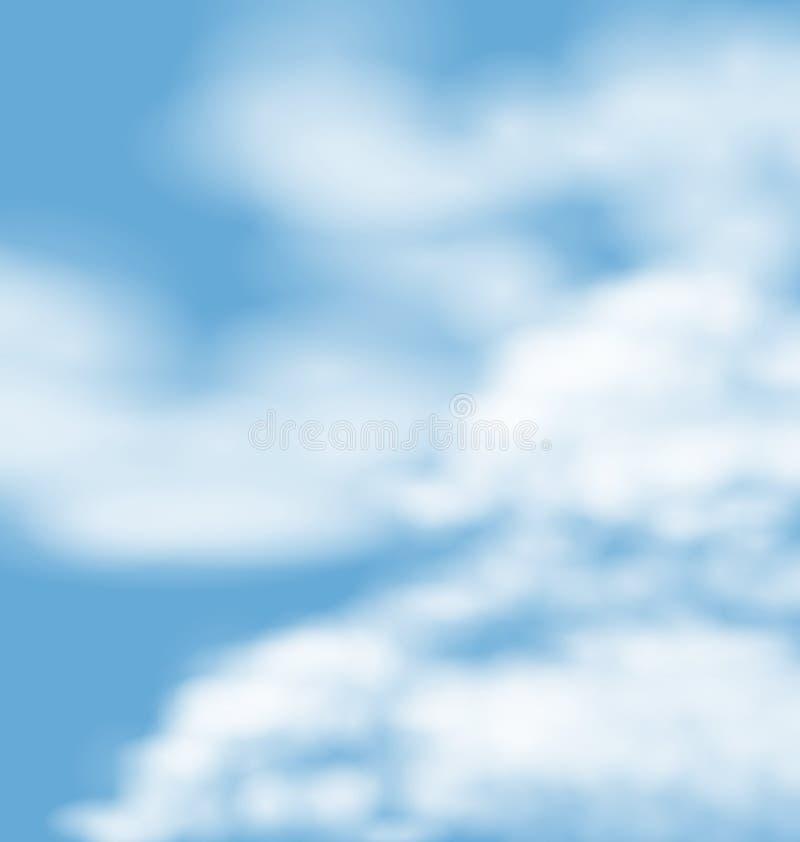 Download 风景大气蓬松白色覆盖蓝天 向量例证. 插画 包括有 自由, 航空, 照亮, 场面, 完美, 设计, 环境 - 62529644