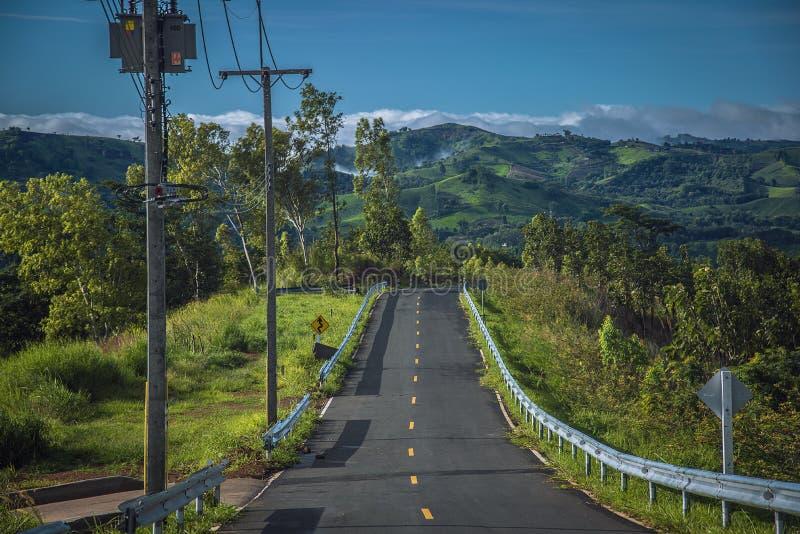 风景旅行视图 库存照片