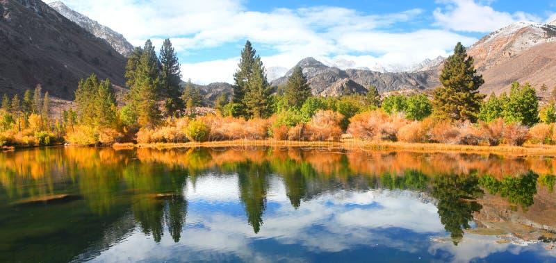 风景秋天的横向 免版税库存图片