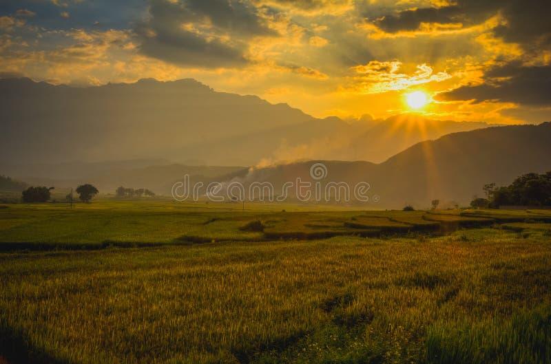 风景越南 免版税库存图片