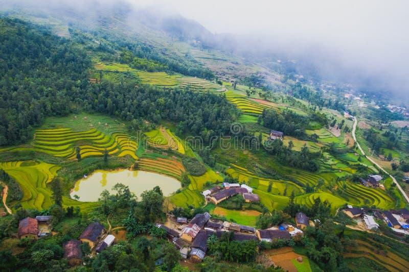 风景越南 免版税图库摄影