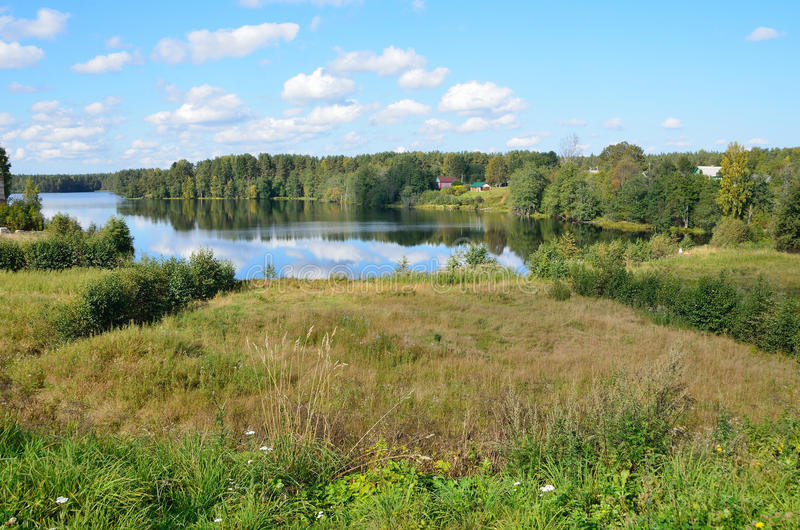 Download 风景,早期的秋天,列宁格勒地区 库存照片. 图片 包括有 结构树, 绿色, 无人居住, 夏天, 本质, 草甸 - 62528382
