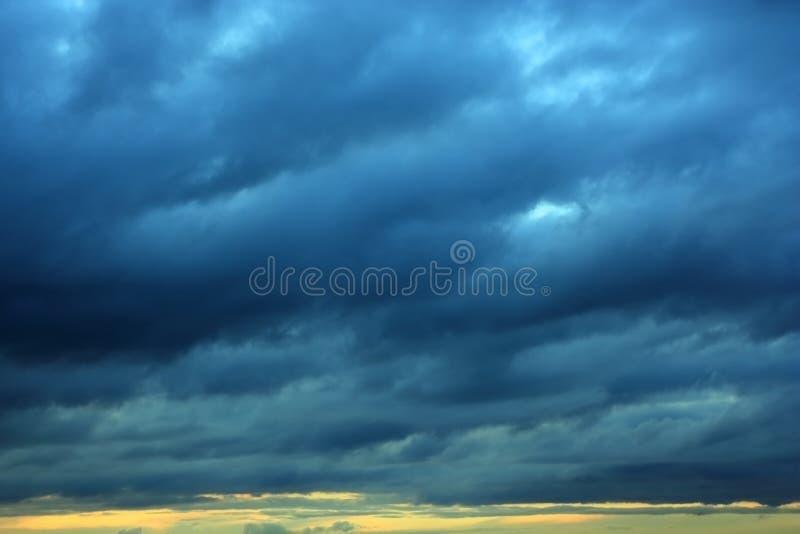 风暴。 免版税库存照片