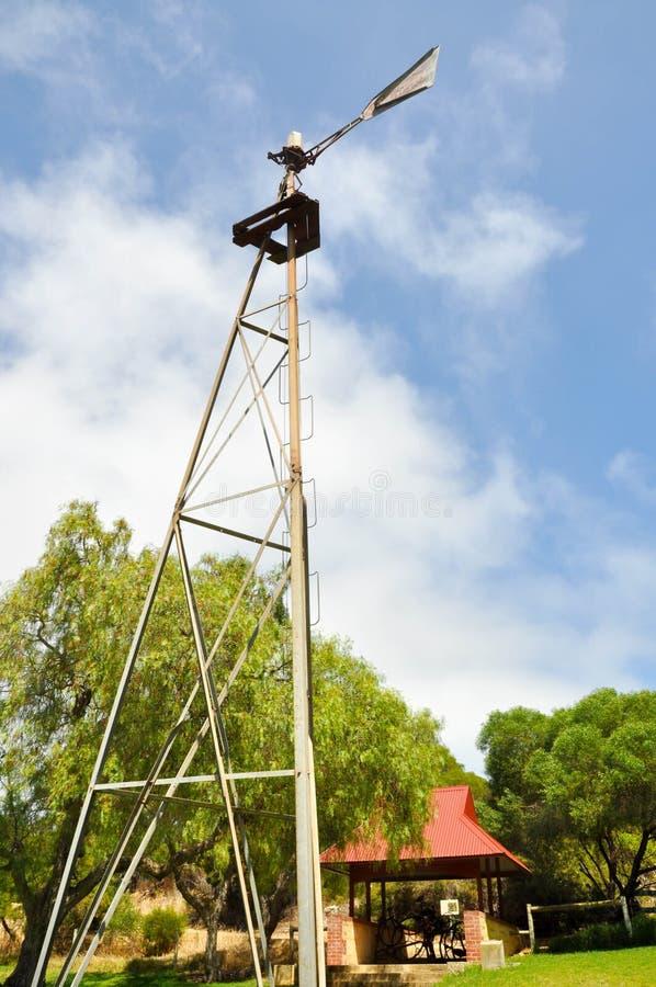 风测量 免版税库存照片