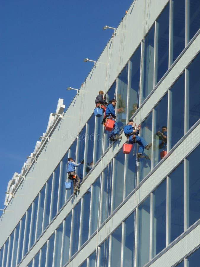 风窗清洁器 astra rosie 免版税图库摄影