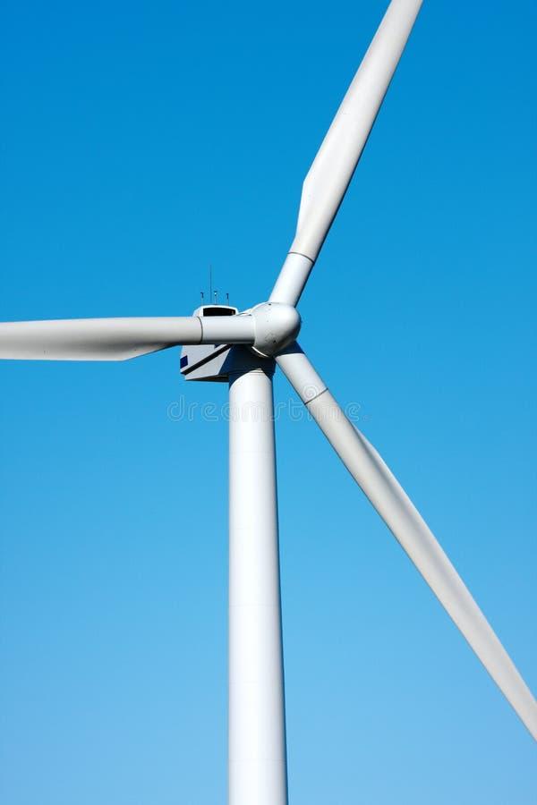 风车可选择能源 库存照片
