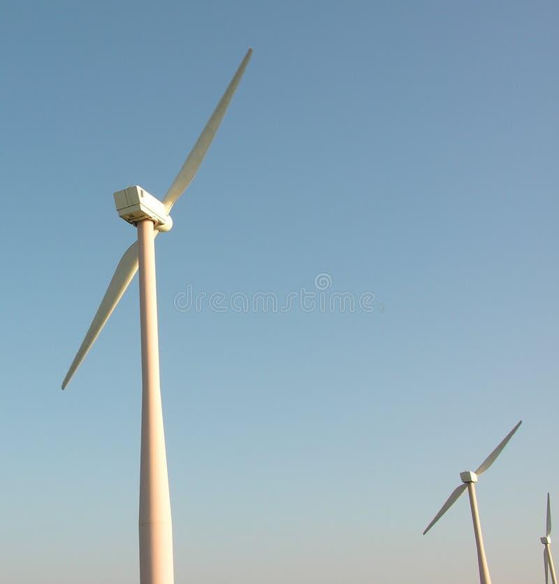风车 免版税库存图片