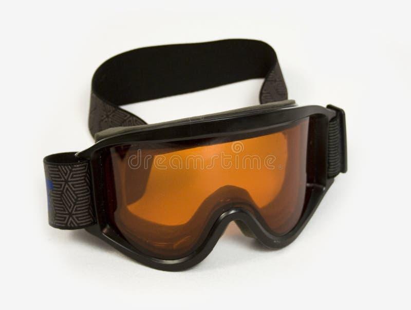 风镜屏蔽滑雪 免版税库存照片