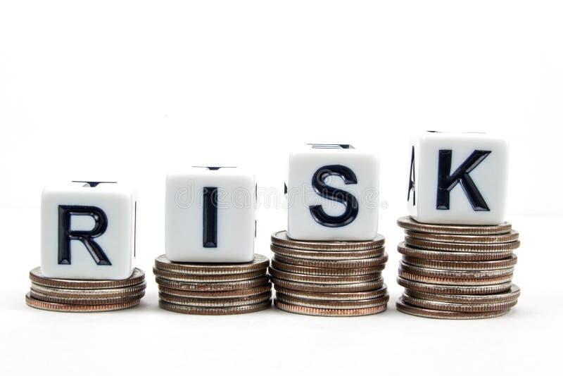 风险-企业概念 库存照片