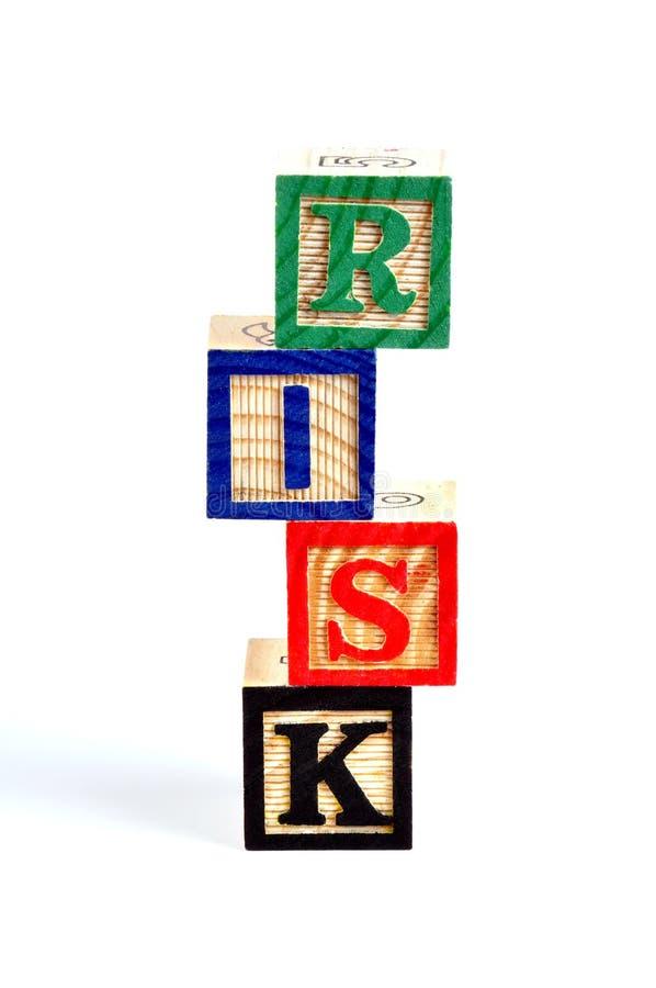 风险 免版税图库摄影