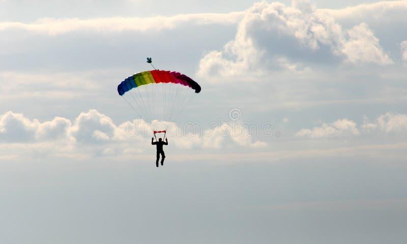 飞将军 免版税图库摄影