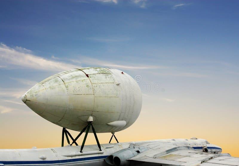飞机坦克 图库摄影