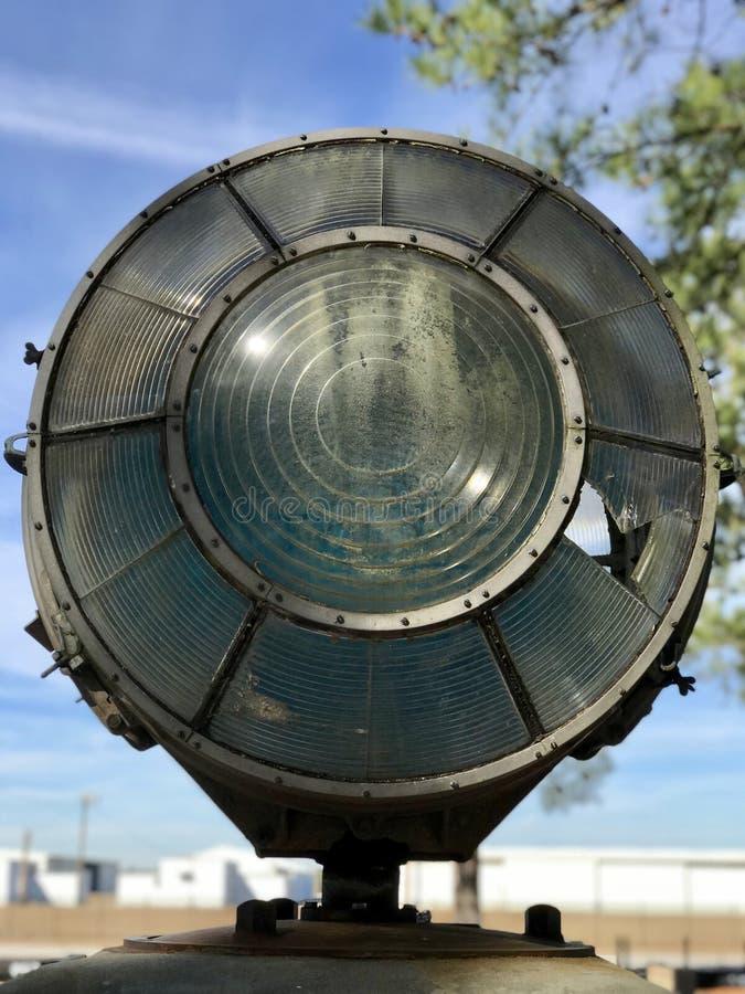 飞机的片断登上在Walterboro军队空气领域基地的Tuskegee空军纪念碑停留演出地在南卡罗来纳,美国 库存照片