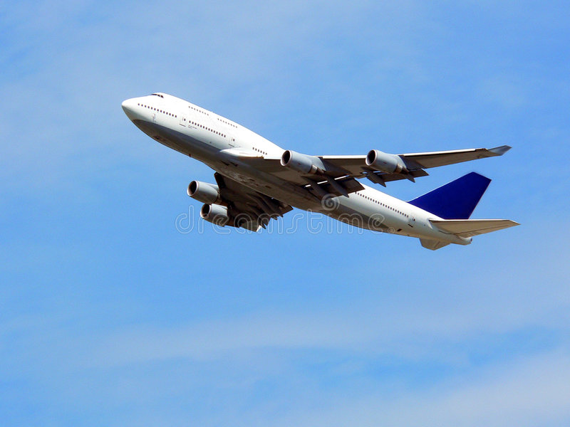 飞机 免版税库存照片