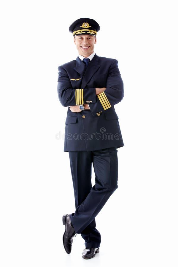 飞行员 免版税库存照片