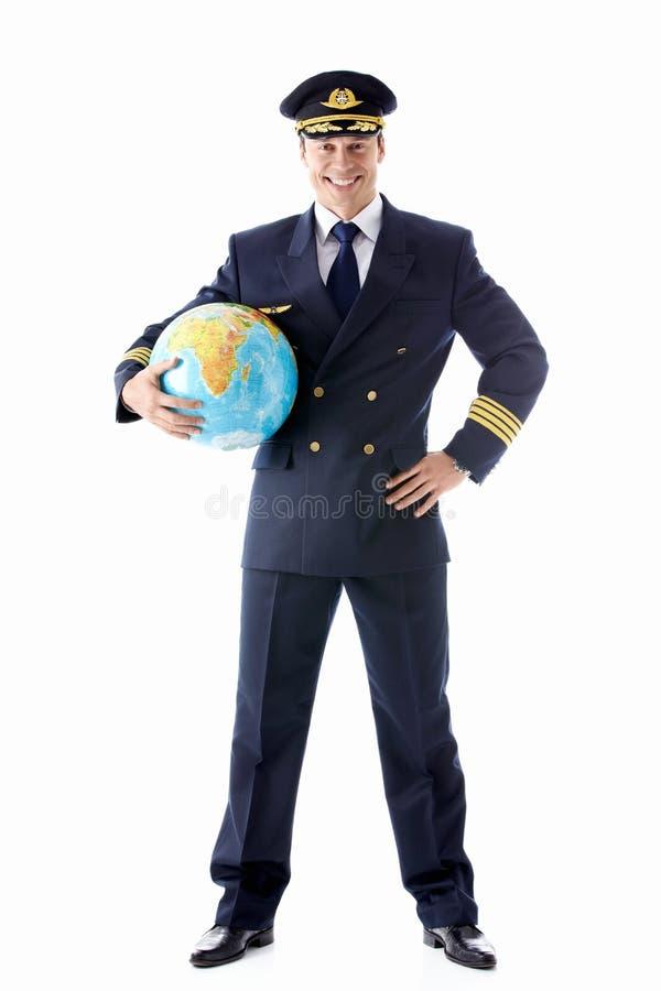 飞行员 库存图片