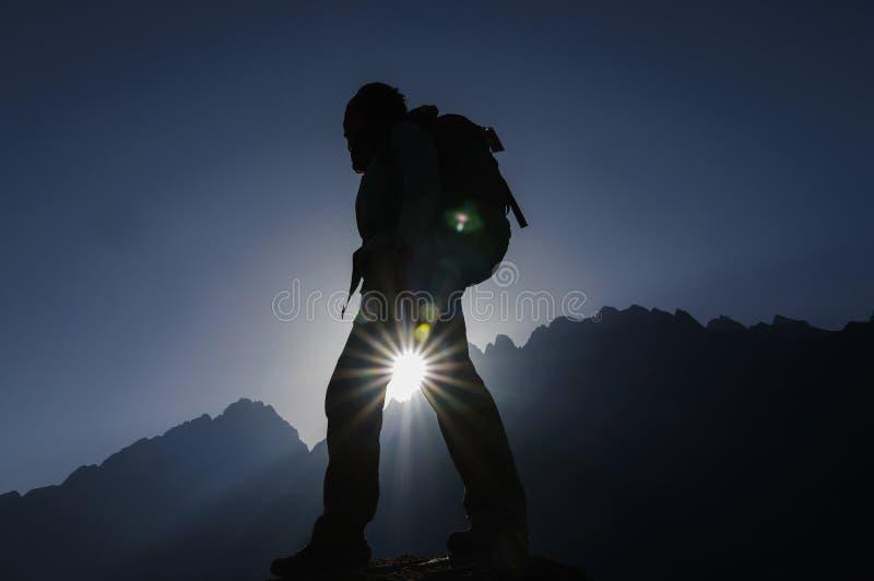 飞跃峡谷,中国的老虎 库存照片