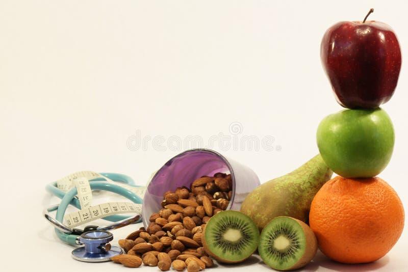食物健康 免版税库存图片