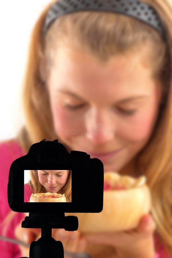 食物博克,健康食品介绍,未加工的食物概念 库存照片