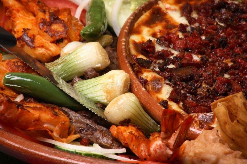 食物墨西哥 免版税图库摄影
